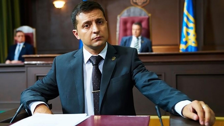 Ukraine Investigates Presidential Front-runner Zelenskiy's Alleged Russian Financing