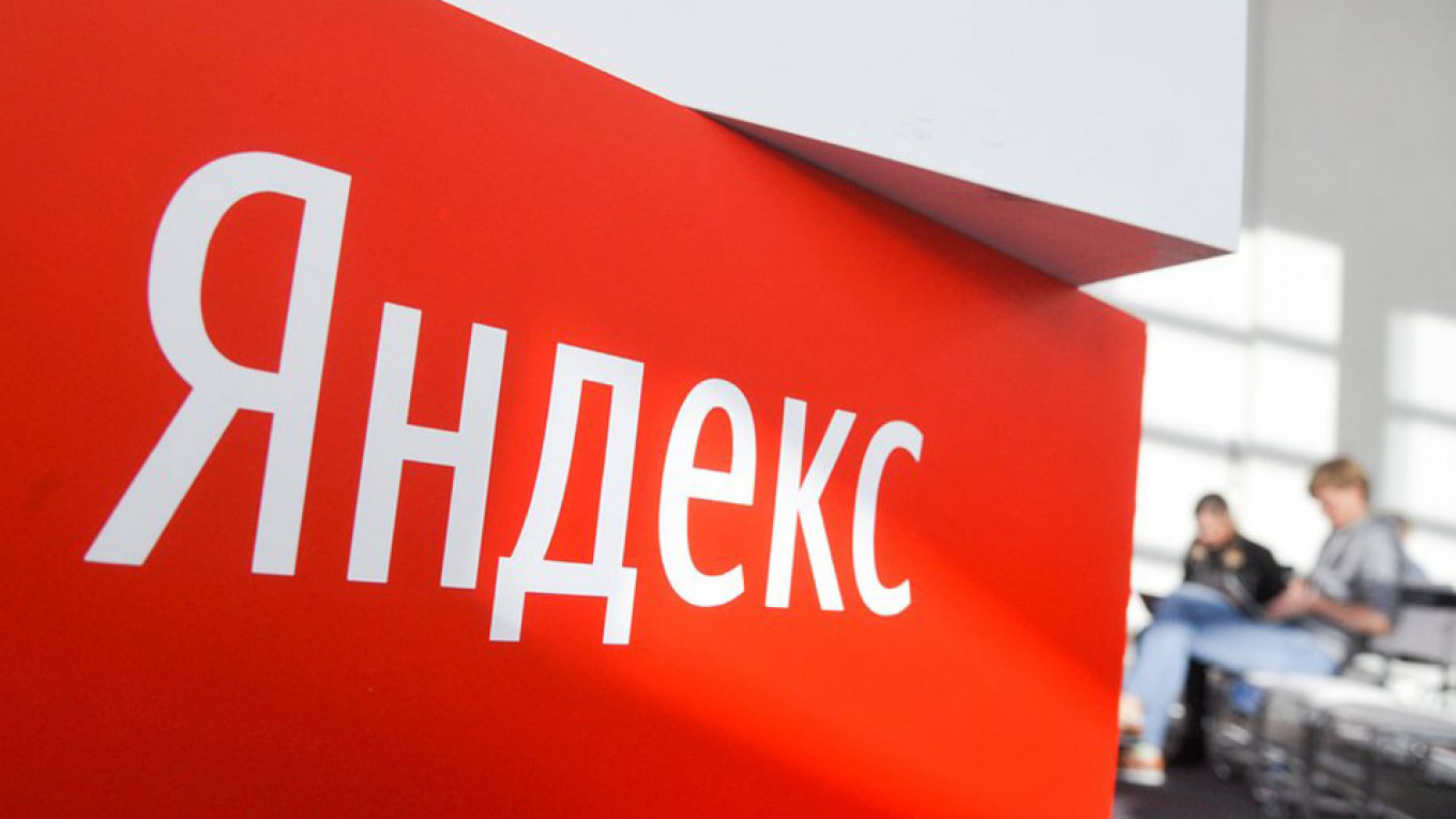 Yandex Shares Bounce Back as Russia Softens Foreign