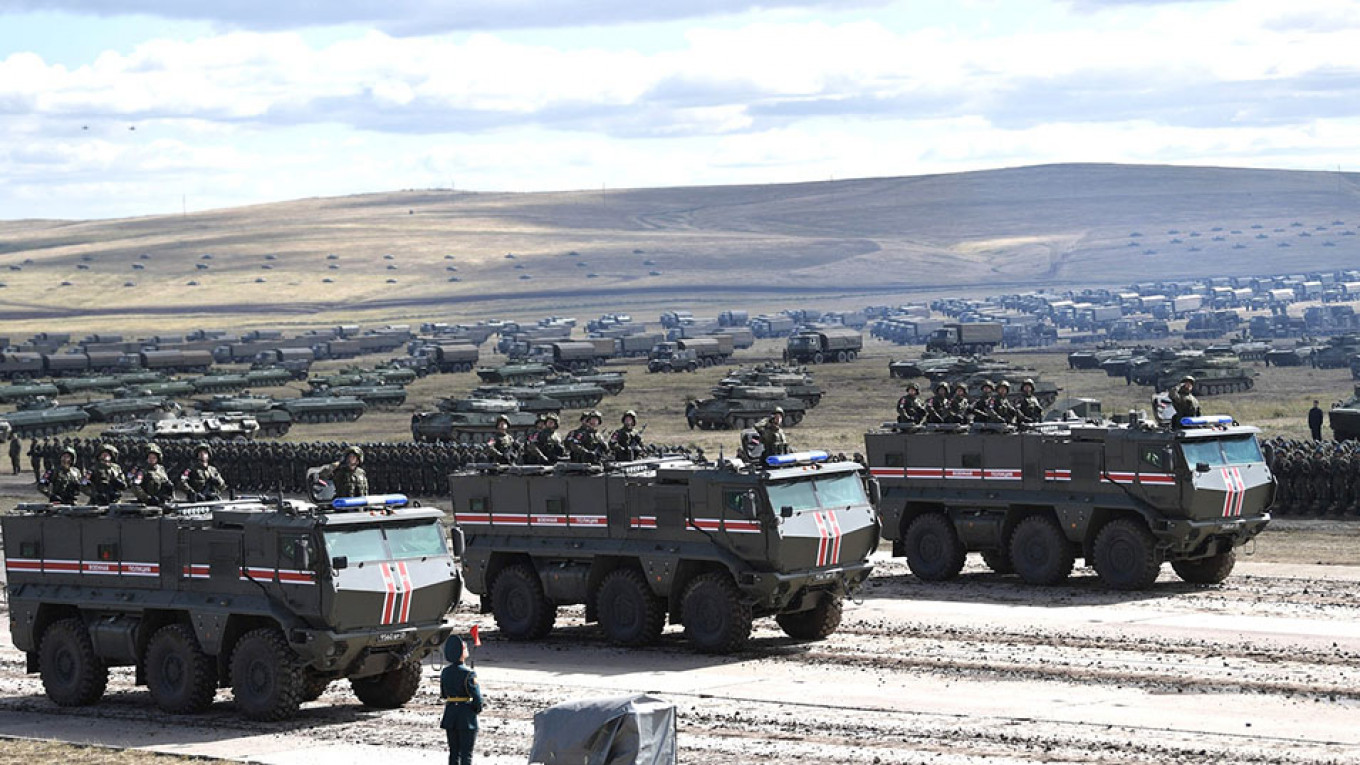 Guns, Butter, and Russia's Enduring Military Power - The Moscow Times