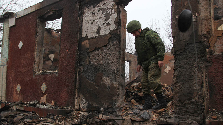 Voir Donbass Film complet