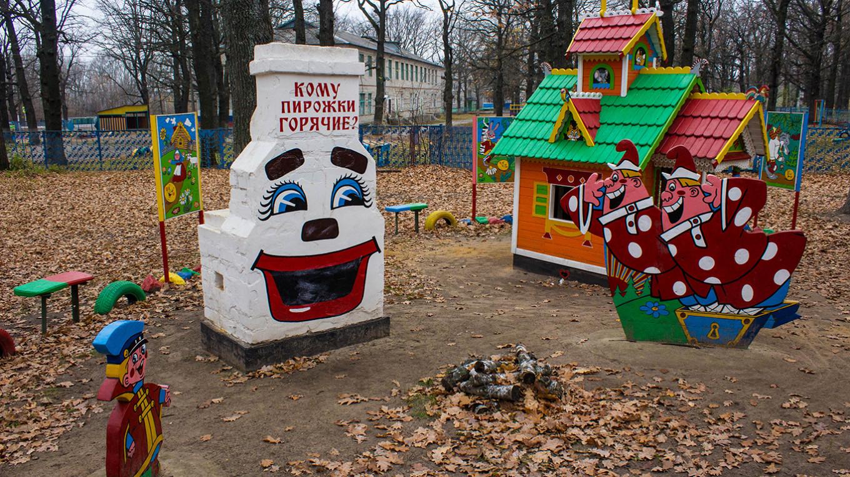 Getting ready for winter. Igor Pastukhov / MT