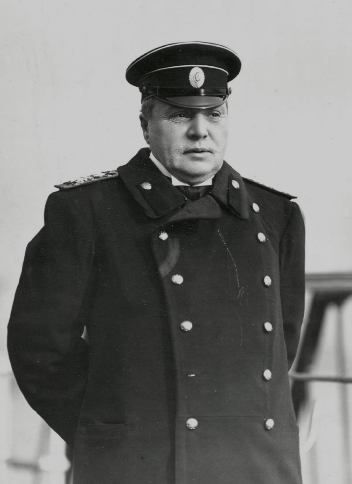 Admiral Konstantin Nilov Project 1917