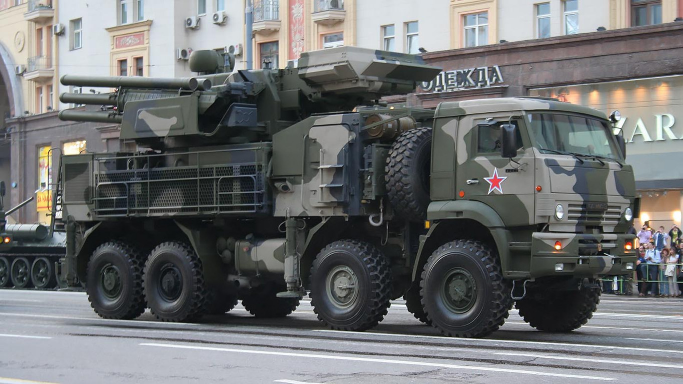 Myanmar Junta Imported $15M Worth of Russian Radar Equipment in February -  The Moscow Times