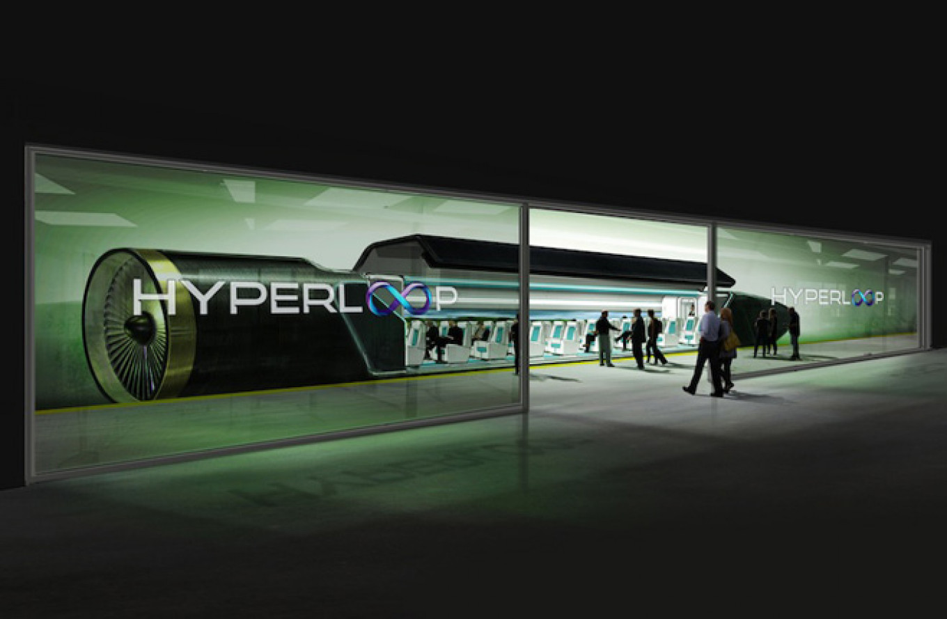 Elon Musk proposed the Hyperloop concept in 2013 as a mode of transportation between Los Angeles and San Francisco, California.