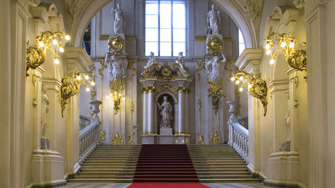 On This Day in 1852 the Hermitage Opened - The Moscow Times