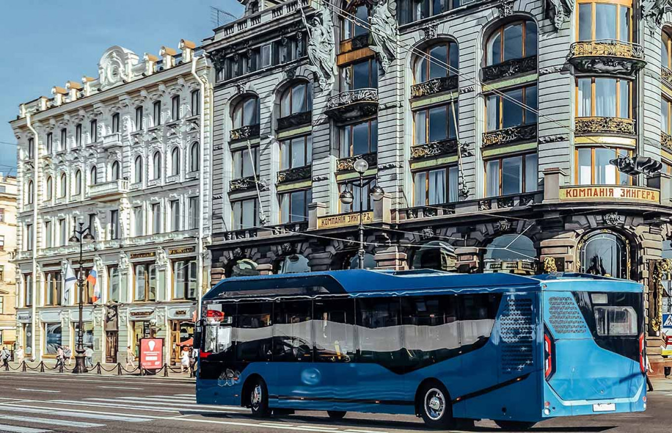 St. Petersburg is set to buy hundreds of new buses by July 2020.				 				Volgapromexport