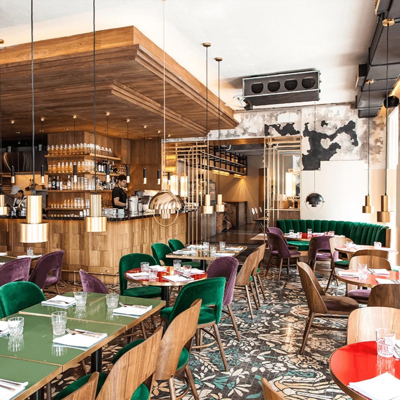 Remy Restaurant Website