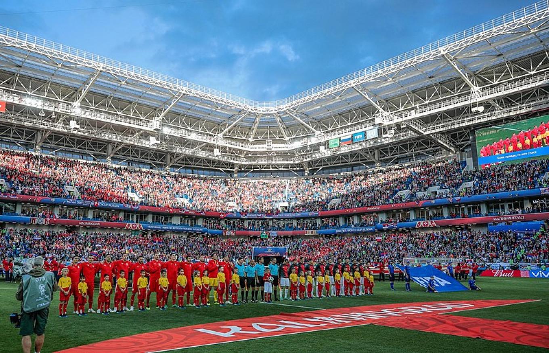 Kaliningrad Stadium Wikimedia Commons