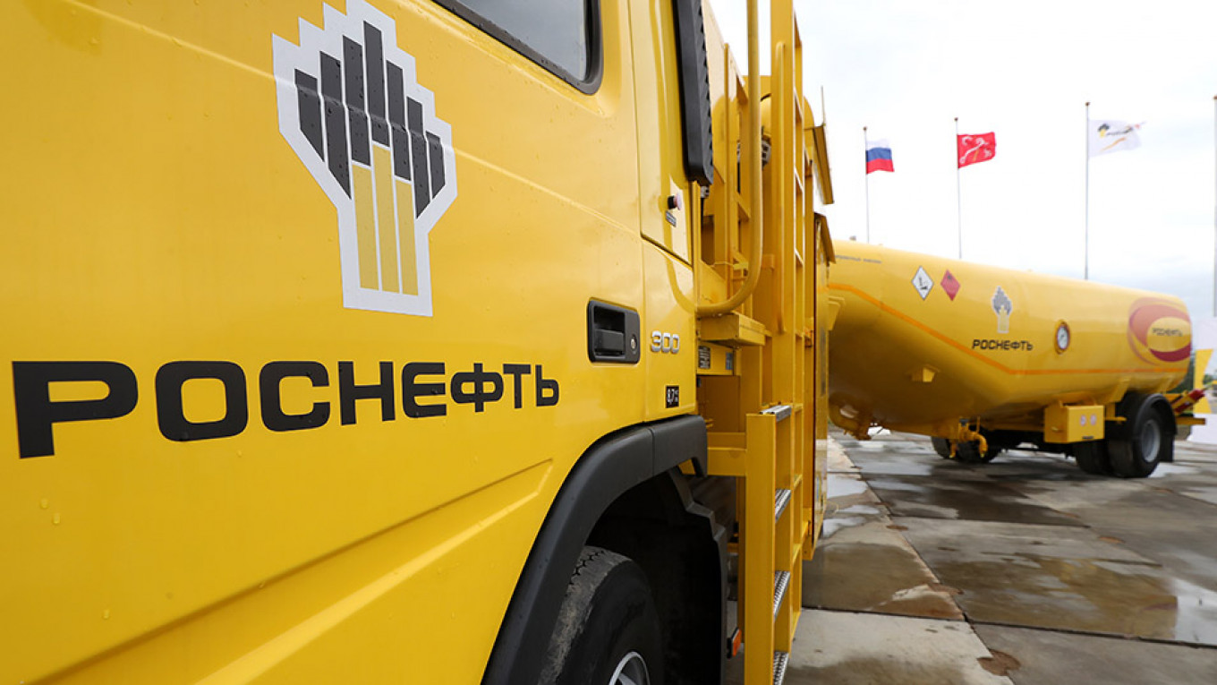 Rosneft Becomes Main Trader of Venezuelan Crude Oil, Helping