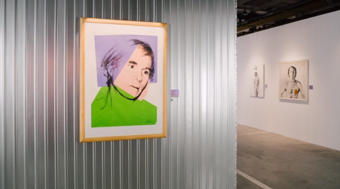 Andy Warhol Courtesy of the Andy Warhol Foundation