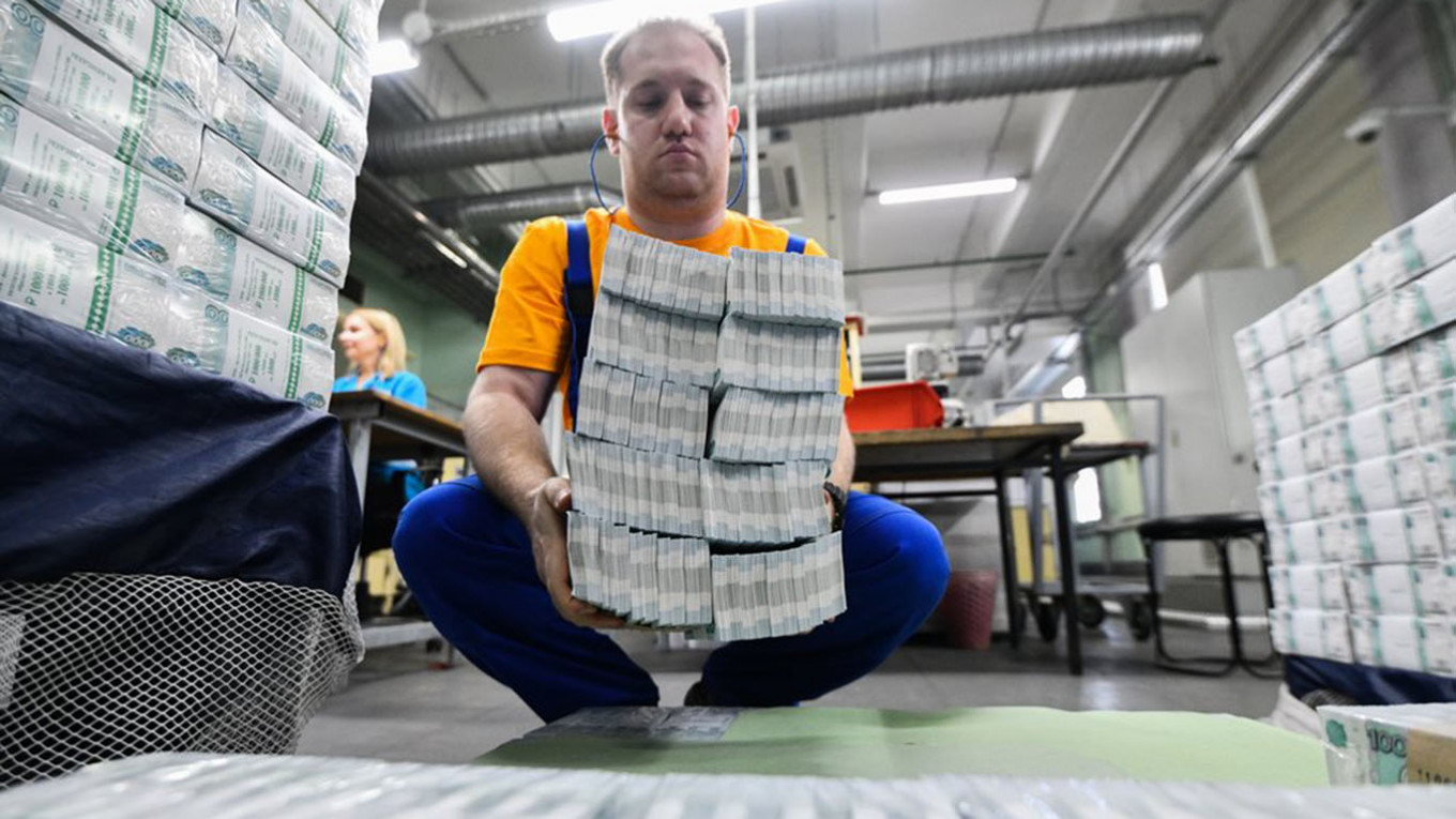 Ruble Volatility Prompts Jump In