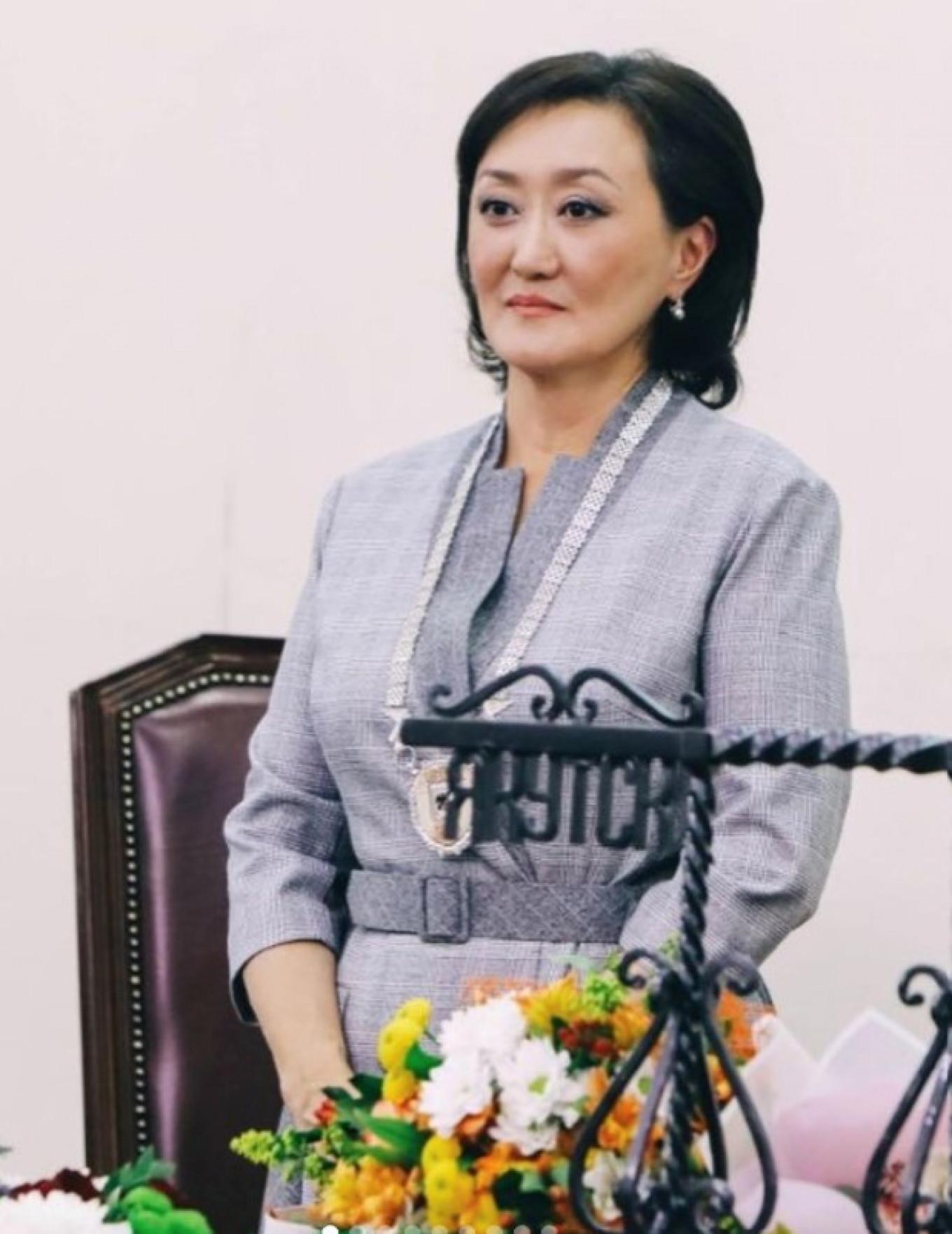 Mayor of Yakutsk Instagram