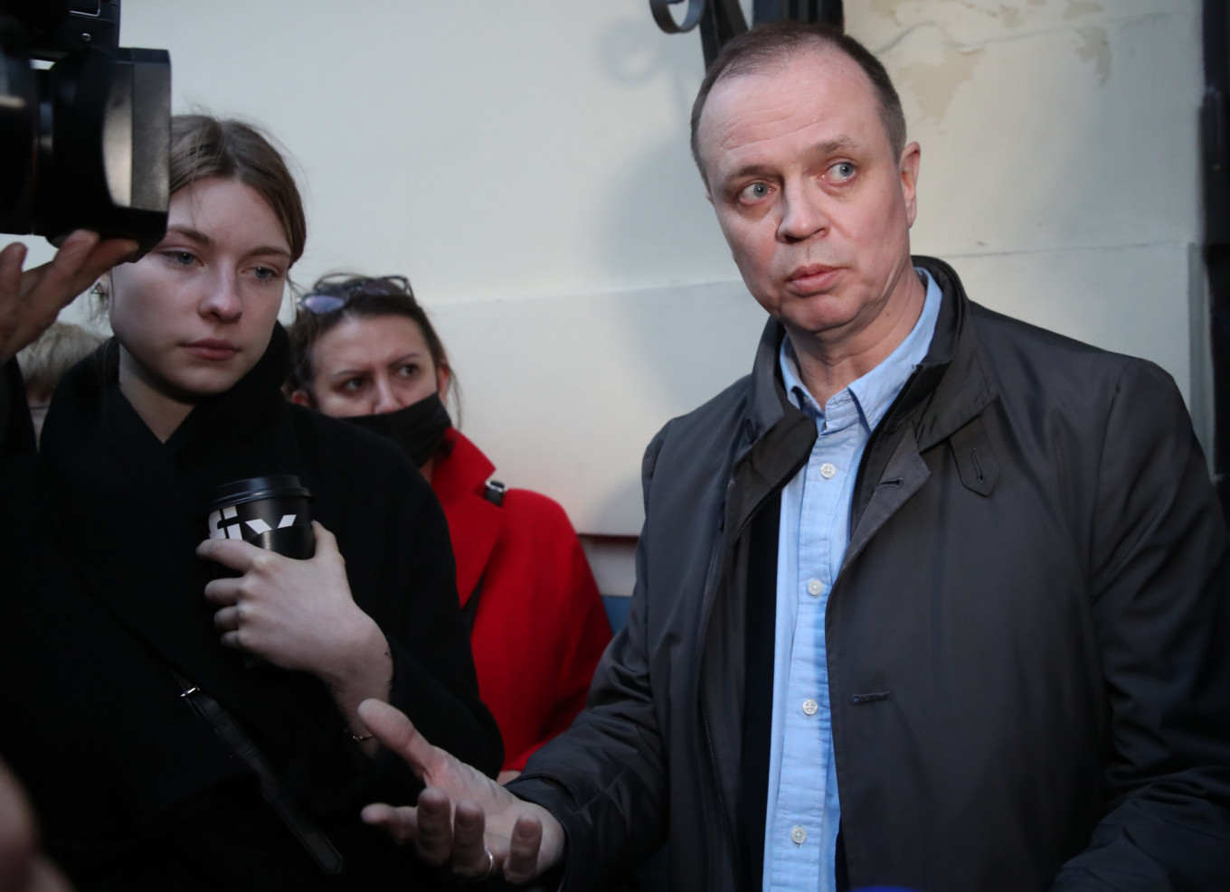 Russian Legal Group With Navalny Link Disbands