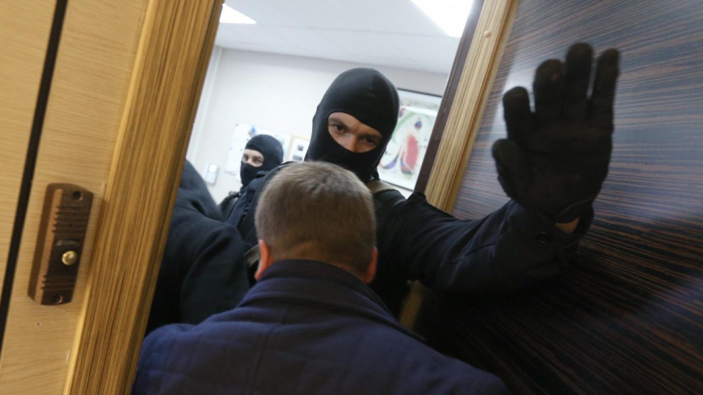 Mass Nationwide Raids Target Russian Opposition Leader ...