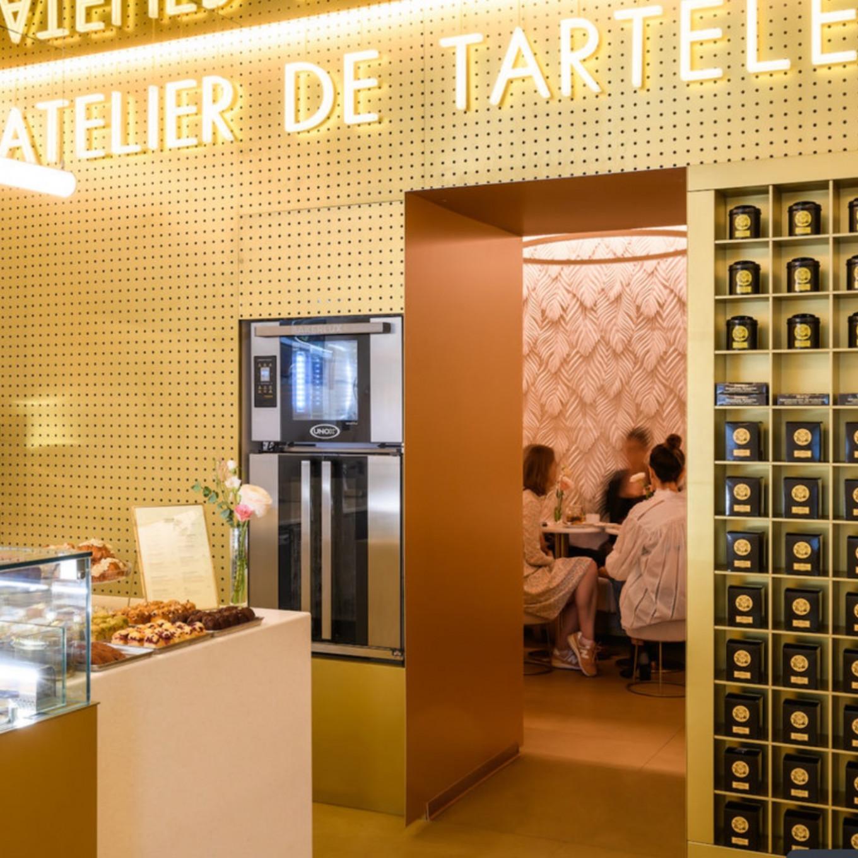 Atelier de Tartelettes  Self-made picture