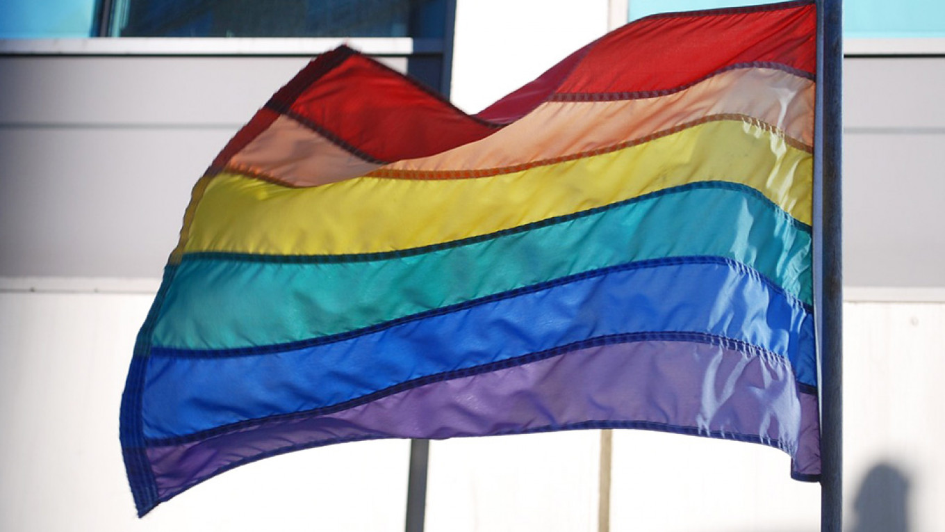 Russian Court Orders LGBT Groups to Disband for Posting on Social Network