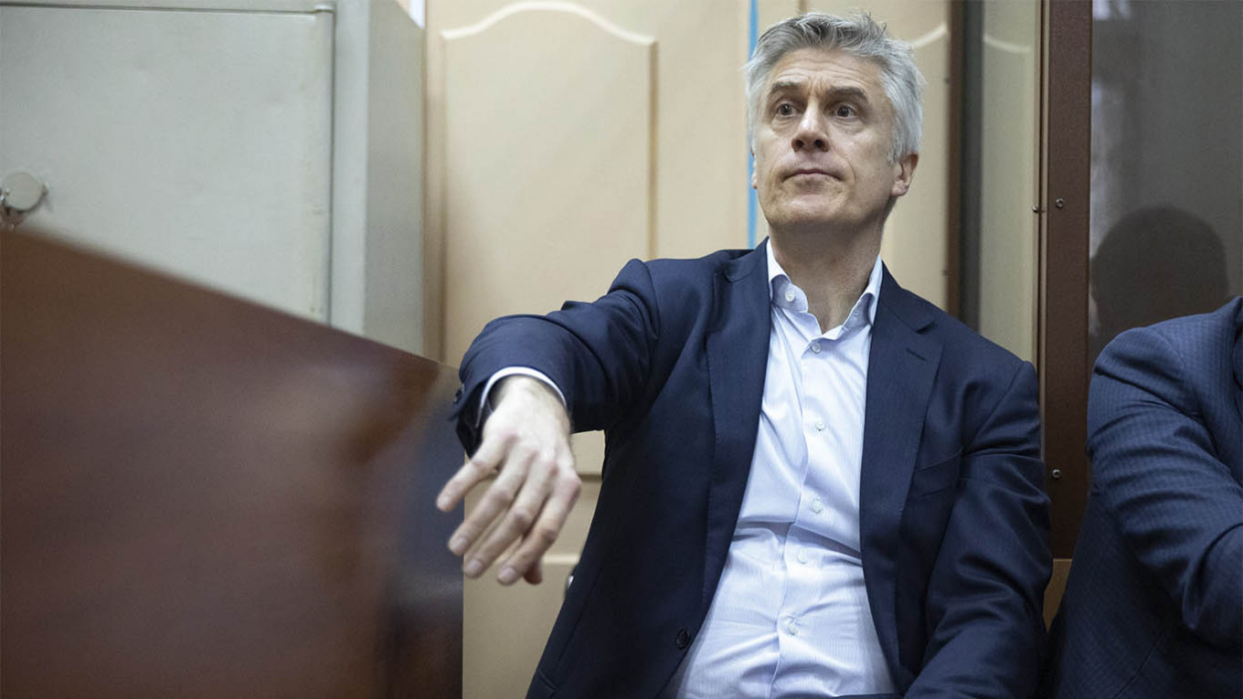 Jailed U.S. Investor Calvey Denied MRI Scan for Cancer Treatment – FT - The Moscow Times