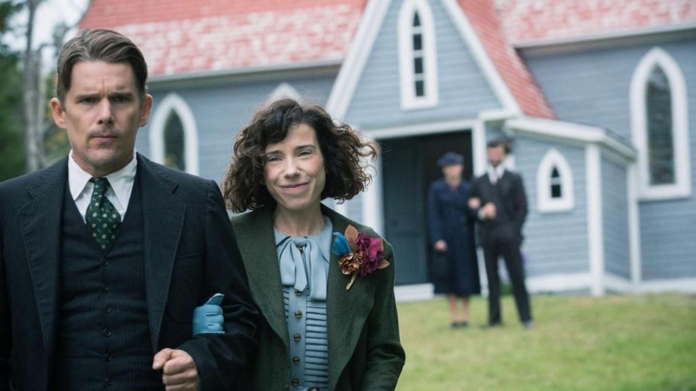 """Ethan Hawke and Sally Hawkins star in """"Maudie."""" sonyclassics.com"""