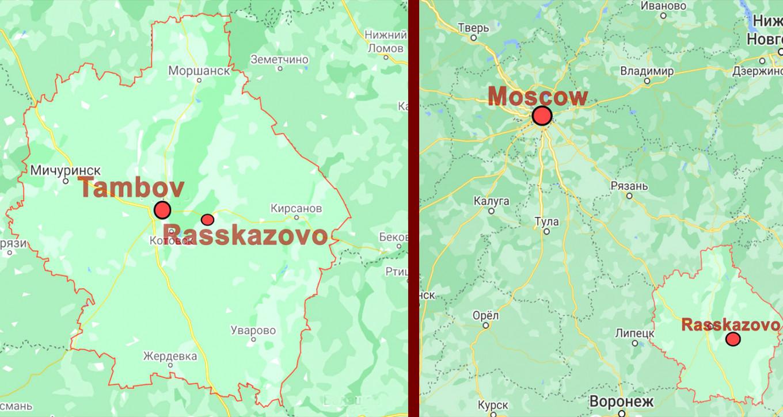MT / Google maps