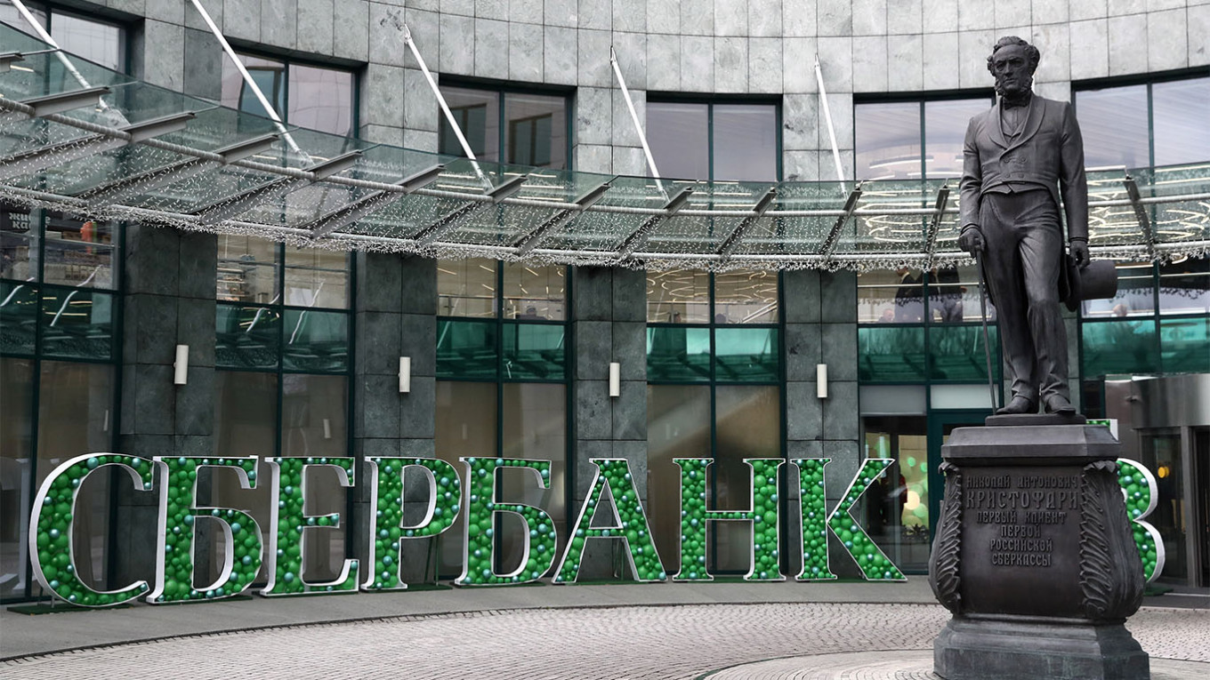 Russian Government Completes $28B Sberbank Swap - The Moscow Times