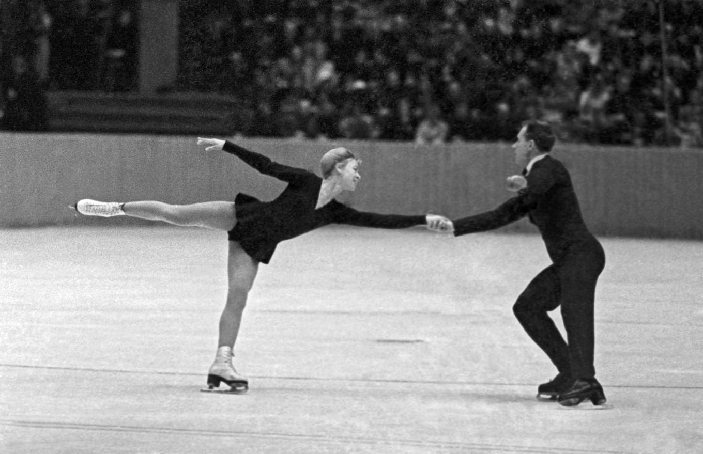 Belousova and Protopovov, 1963 ITAR / TASS