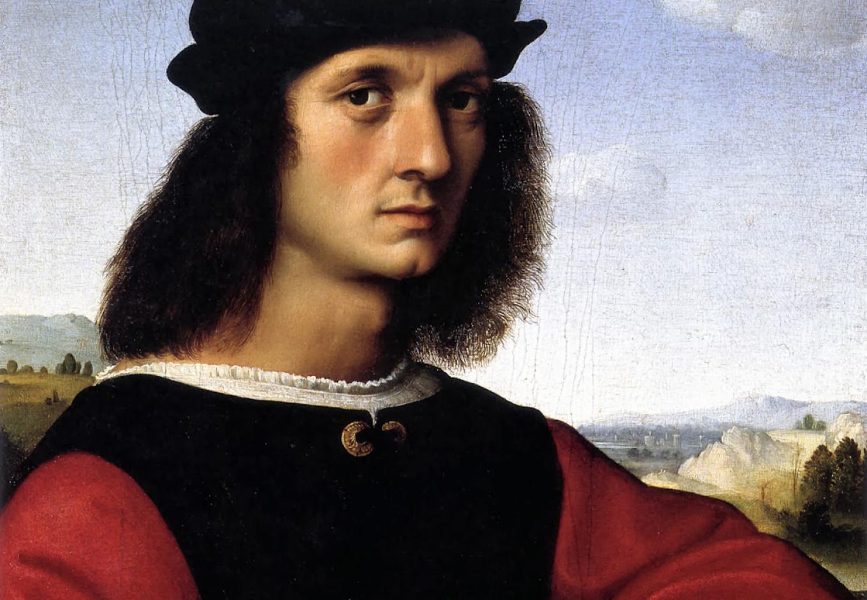 Portrait of Agnolo Doni Pushkin Museum