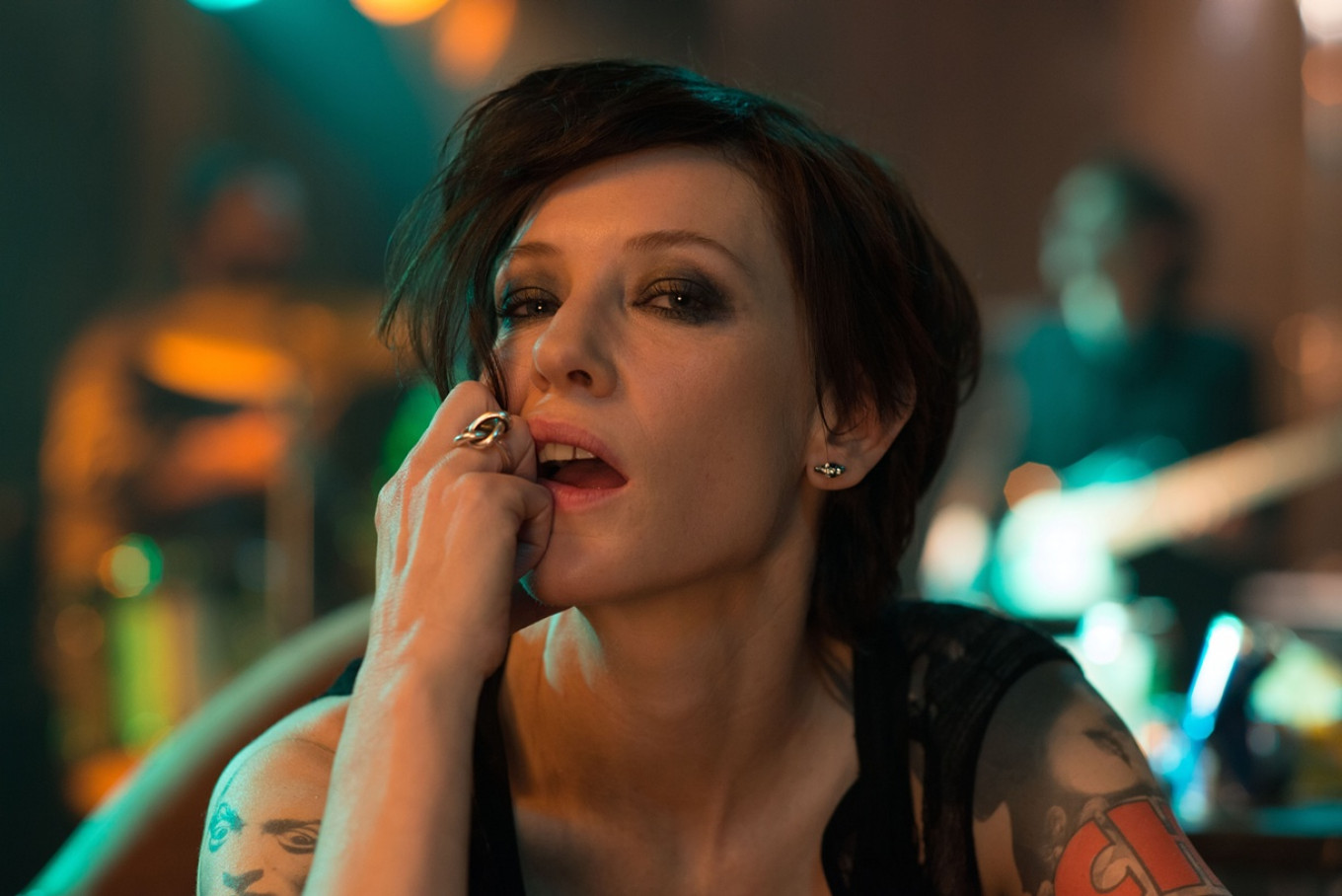 Cate Blanchett performs the main role in the innovative art film 'Manifesto.'				 				BEAT FILM FESTIVAL