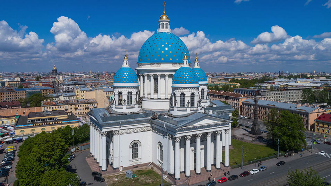 Troitsky Cathedral Wikicommons