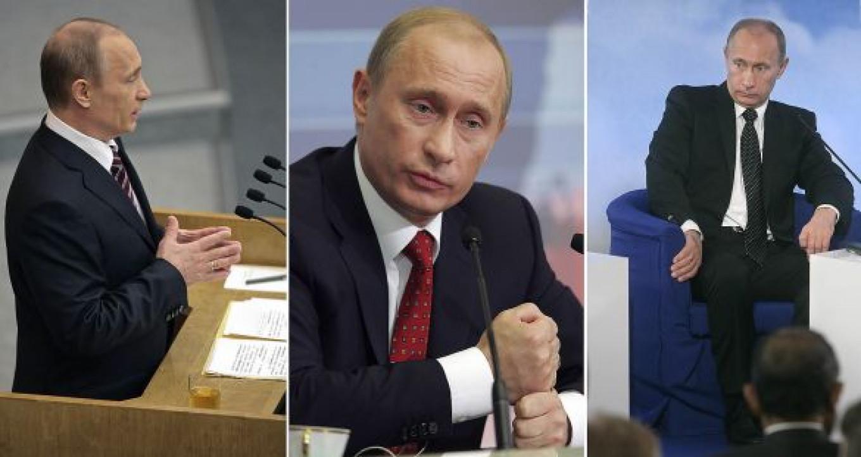 The Aussie Who Taught Putin Body Language