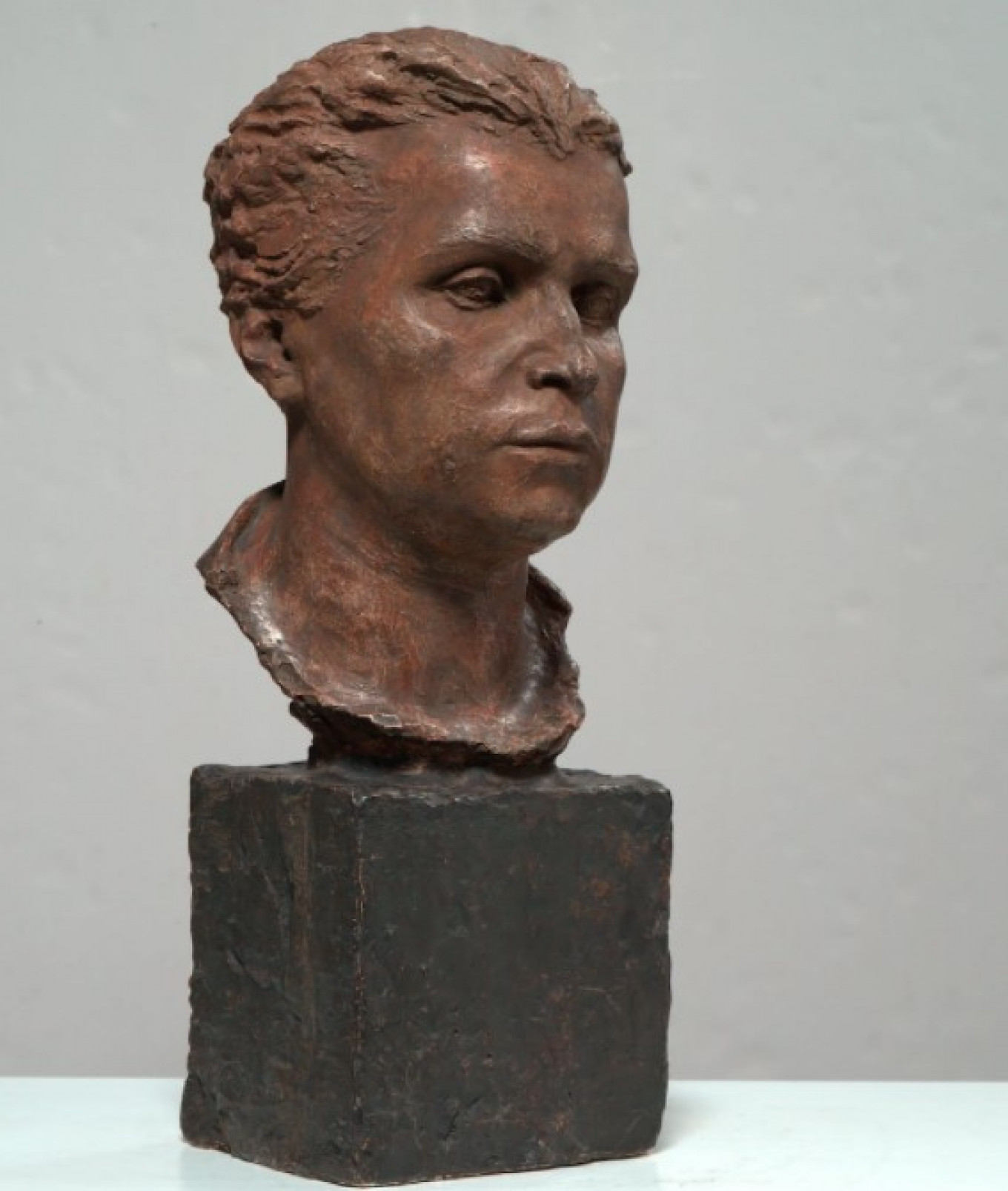 Portrait of sculptor Vera Mukhina, 1939 State Tretyakov Gallery