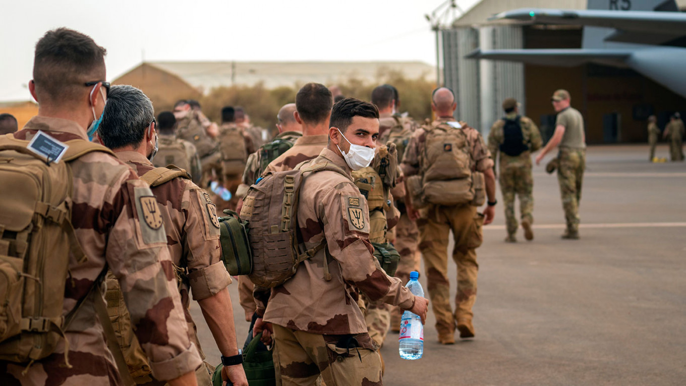Mali Junta in Talks for Russian Mercenaries – French Sources – The Moscow Times