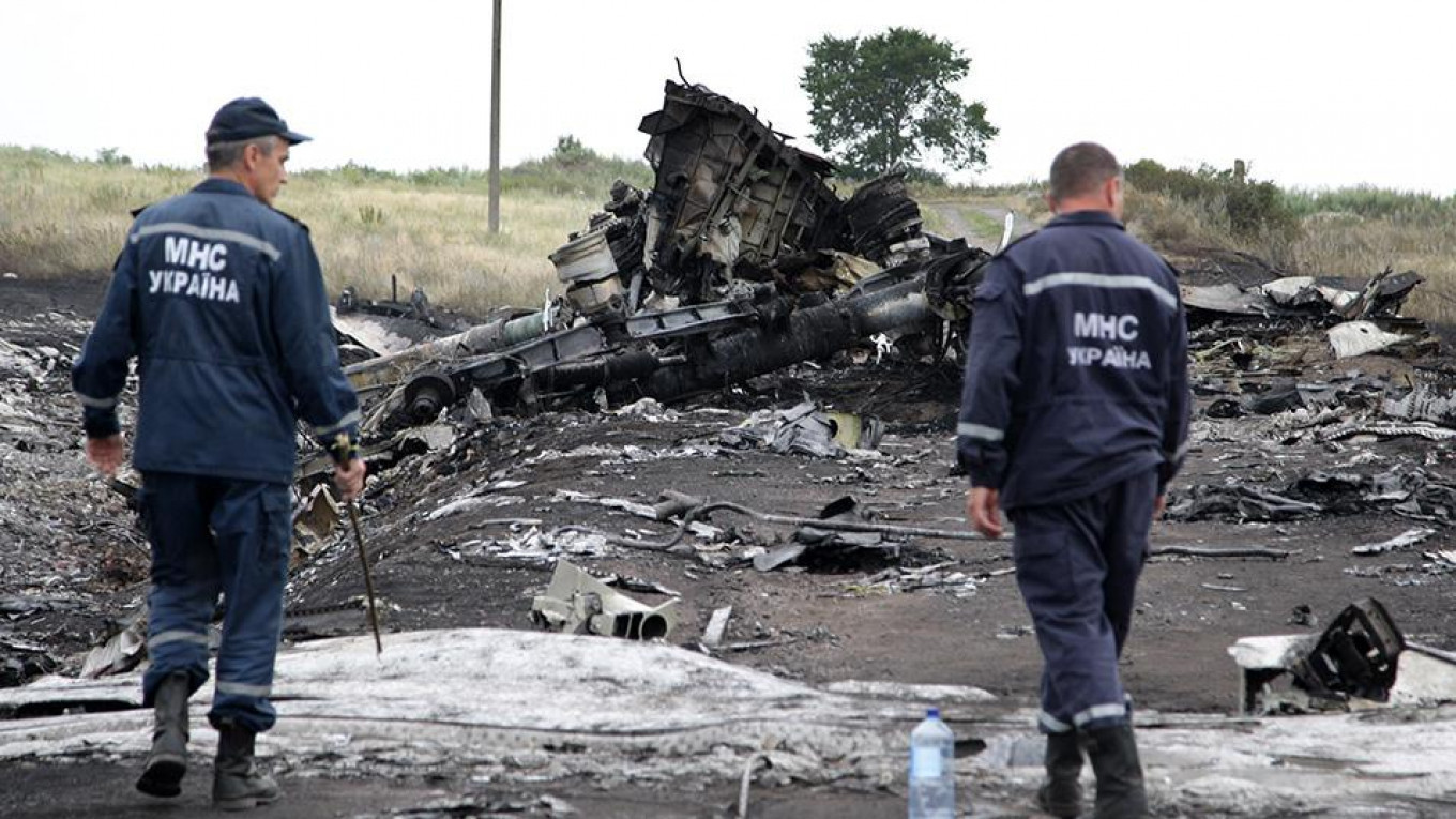 Defense Lawyers Allowed to Examine MH17 Wreckage