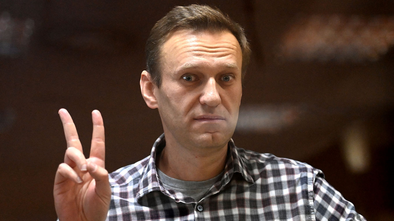 Russian Investigators Open New Case Against Navalny – The Moscow Times