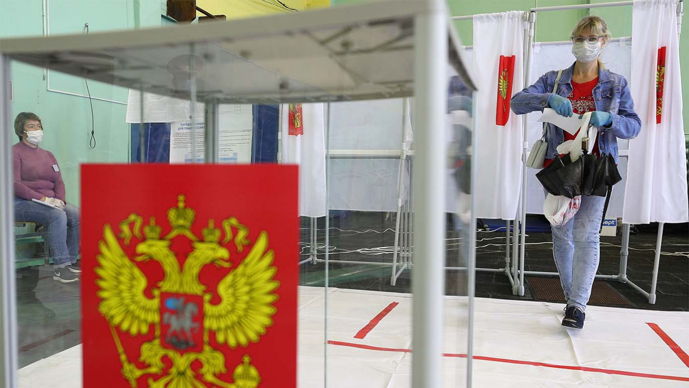 First Results Show Overwhelming Support for Russia's Constitutional Reforms
