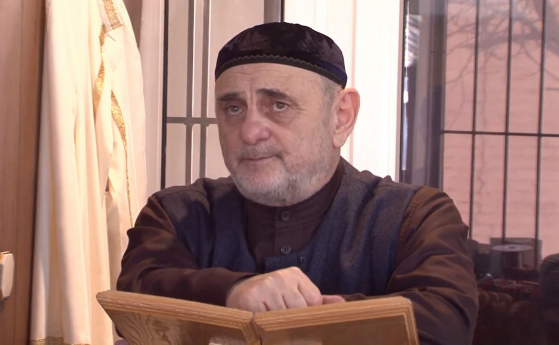 Abdurakhman Martazanov. Screenshot Youtube