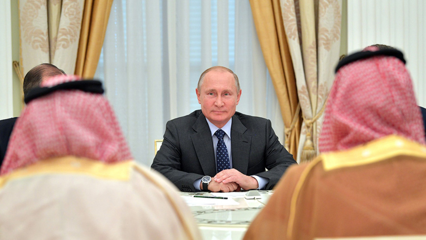 What to Expect From Putin's Visit to Saudi Arabia