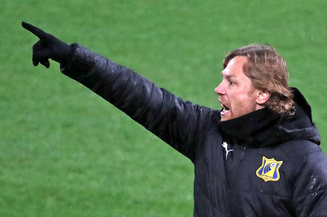 Karpin Takes Over as Russia Football Manager – The Moscow Times