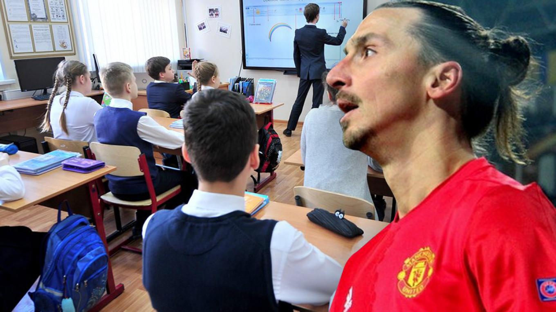 Russian School Threatens to Expel Boy for Copying Football Hero's Man Bun