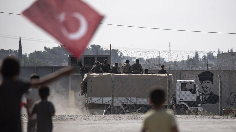 Kremlin Envoy Calls Turkish Military Operation in Syria 'Unacceptable'