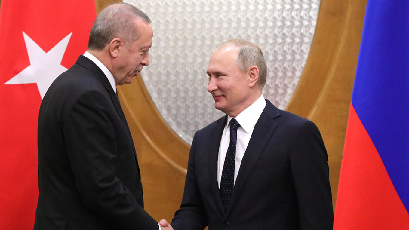 Our Man in NATO: Why Putin Lucked Out With Recep Erdogan