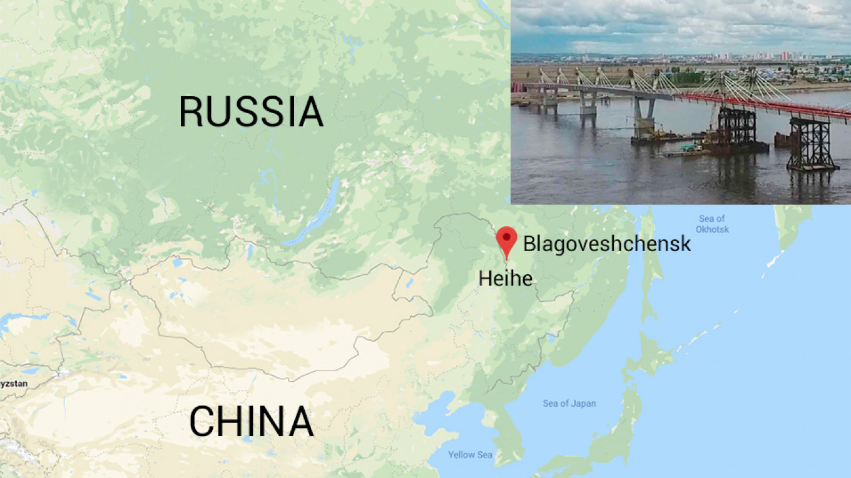 5 Facts About Russia's First Highway Bridge to China - The ... on gobi desert map, brahmaputra river map, caspian sea map, indus river, ganges river map, euphrates river map, kamchatka peninsula map, lake baikal, lena river, kuril islands, ganges river, amu darya, yellow river, moscow map, ob river, irrawaddy river map, mackenzie river, danube map, yalu river, yangtze river, mekong map, yenisei river map, aral sea map, yangtze river map, himalayas map, bering sea map, yenisei river, don river map, xi jiang river map, chang jiang river map, russia map, amu darya river map, ural river, kamchatka peninsula, brahmaputra river,