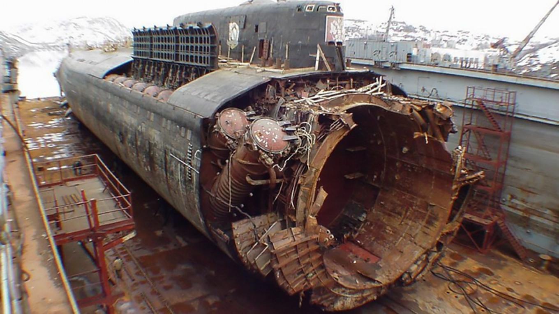 Kursk (K-141) Wikitour.io