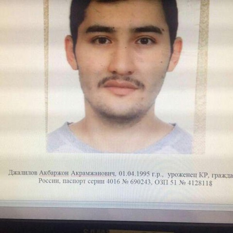 Akbarzhon Dzhalilov