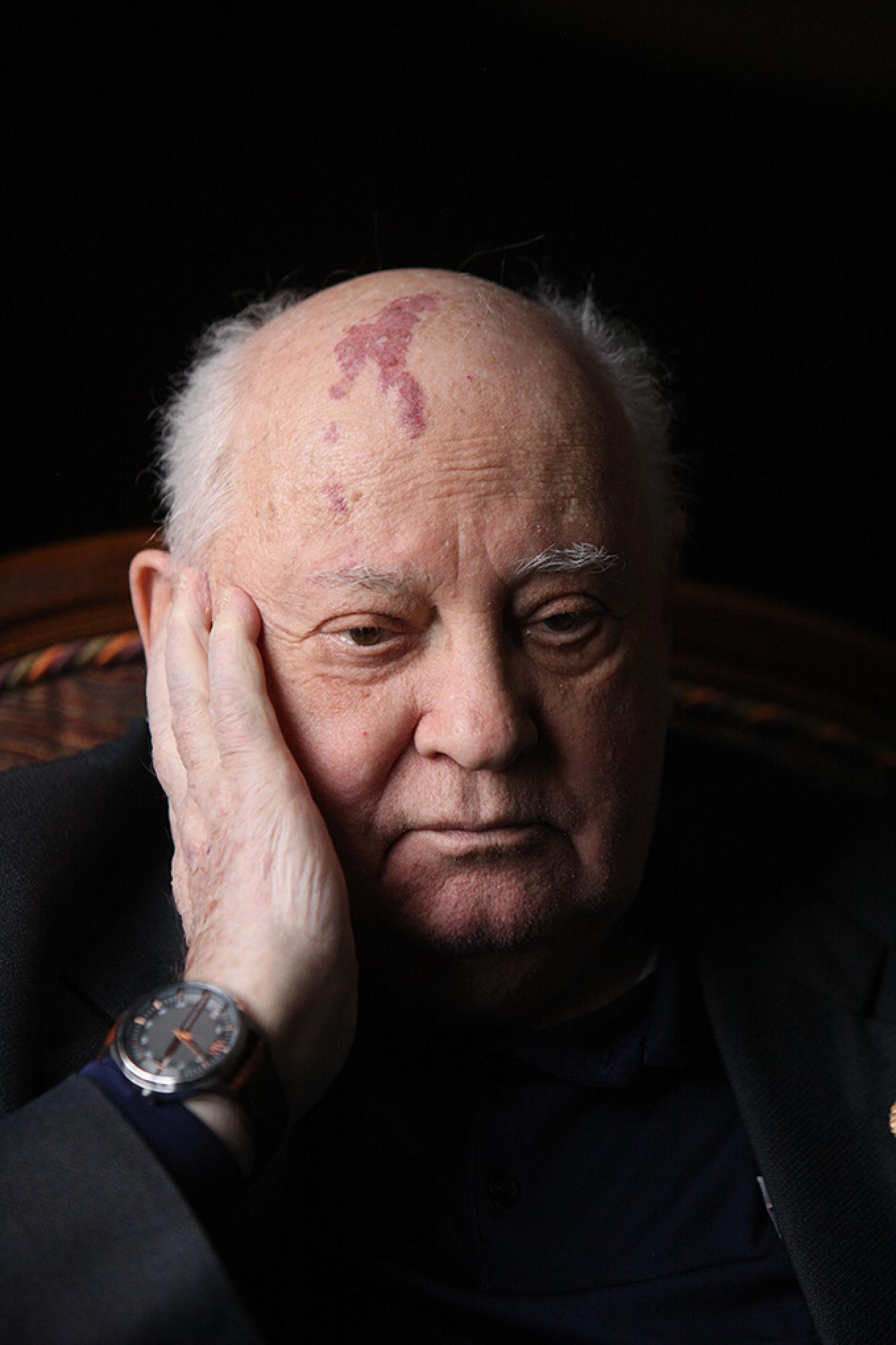 Mikhail Gorbachev Manski-doc.com