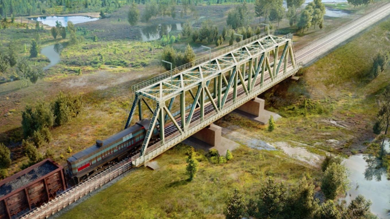 Bovanenkovo-Sabetta railway Wikicommons