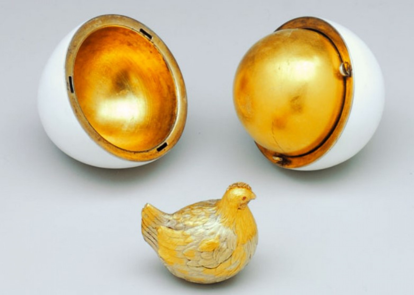 Hen Egg, 1885 Forbes Collection