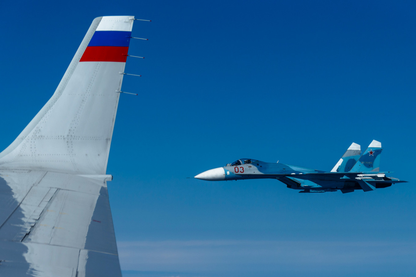 U.S. Says It Has Plans to 'Take Down' Western Russian Region's Air Defenses