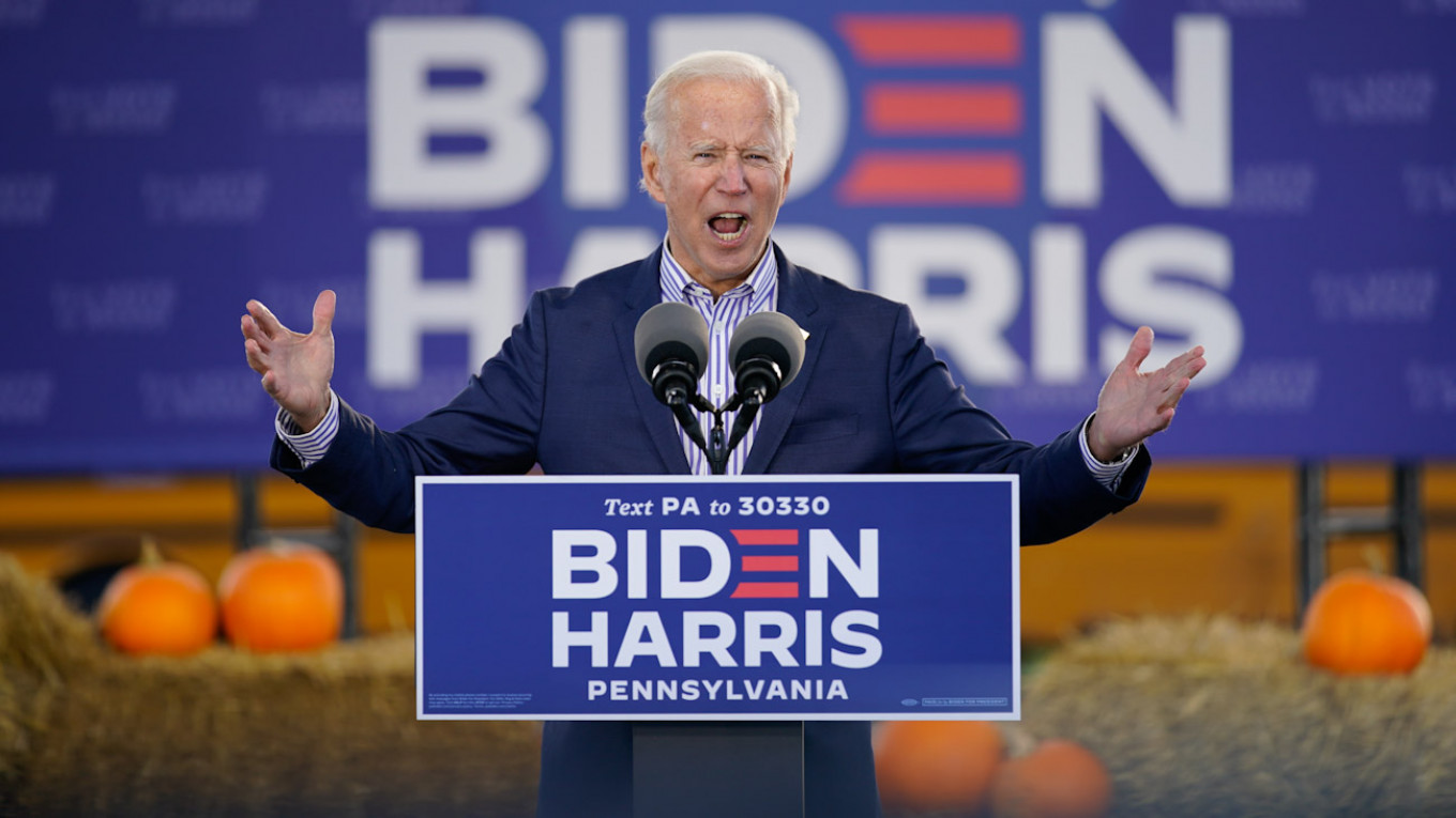 Russia Policy Priorities for a Biden Presidency