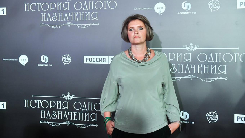 Avdotia Smirnova Sergei Kiselyov / Moskva News Agency