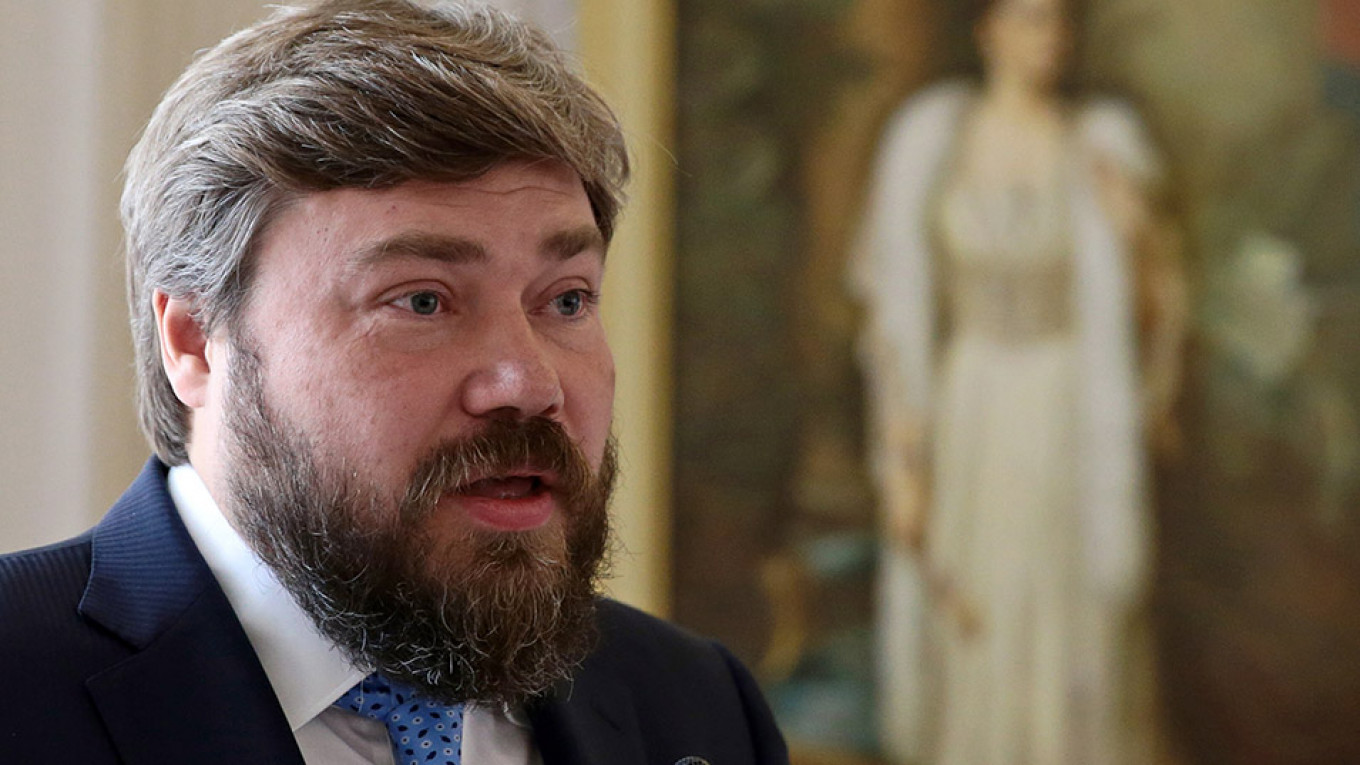 Russia S Orthodox Tycoon Is Bankrolling A Monarchist Movement But Where Does He Get His Money The Moscow Times